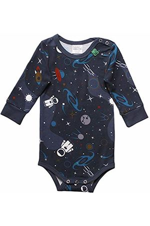 Green Cotton Baby Boys' Space Body Shaping Bodysuit