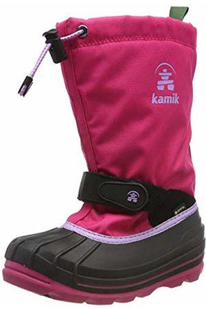 Kamik Unisex Kids' Waterbug8g Snow Boots, (Brite Rose BRR)