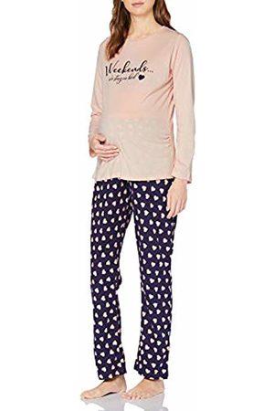 Dorothy Perkins Women's Weekends We Stay in Bed Pyjama Set