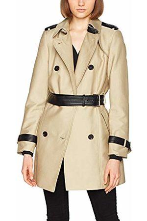 Morgan Women's 172-GIFRI.N Trench Long Sleeve Coat