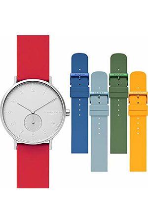 Skagen Quartz Watch with Silicone Strap SKW1120