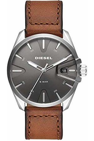Diesel Mens Analogue Quartz Watch with Leather Strap DZ1890