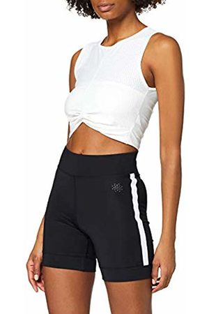 AURIQUE Side Stripe Cycling Sports Shorts