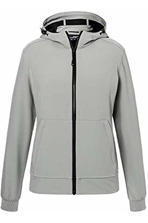 James & Nicholson Women's Ladies' Hooded Softshell Jacket