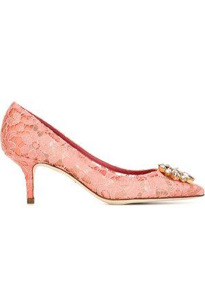 Dolce & Gabbana Women Heels - Bellucci pumps