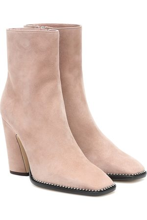Jimmy choo Mavin 100 suede ankle boots