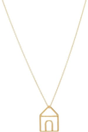 Aliita Casita Pura 9kt necklace