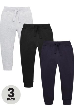 Very Boys Essentials 3 Pack Joggers