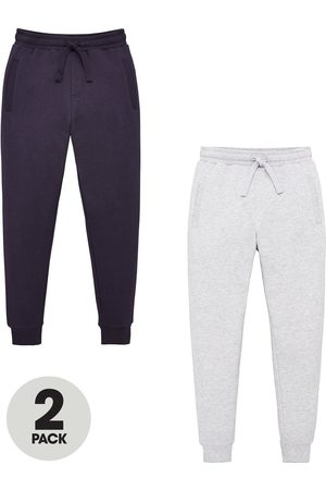 Very Boys Essential 2 Pack Skinny Joggers - /