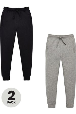 Very Boys Joggers - Boys Essential 2 Pack Skinny Joggers