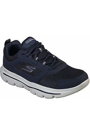 Skechers Men's Go Walk Evolution Ultra-Enhan Trainers, (Navy Nvgy)