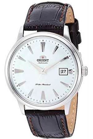 Orient Mens Analogue Automatic Watch with Leather Strap FAC00005W0