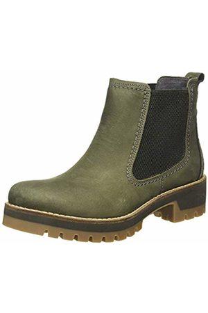 Women's Diamond 72 Chelsea Boots, (Olive 5)