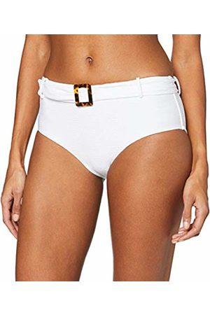 Seafolly Women's Capri Sea Wide Side Retro Bikini Bottoms