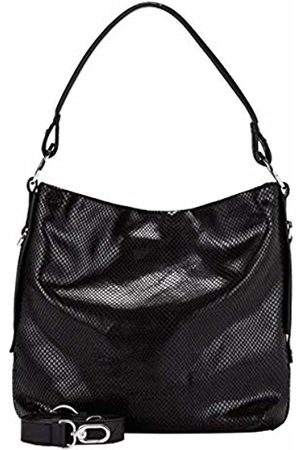 liebeskind Slouchy Base - Hobo Small Patent Reptile Animation Women's Shoulder Bag