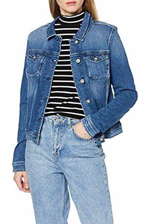 Tommy Hilfiger Women's Basic Denim Trucker SLBST Jacket
