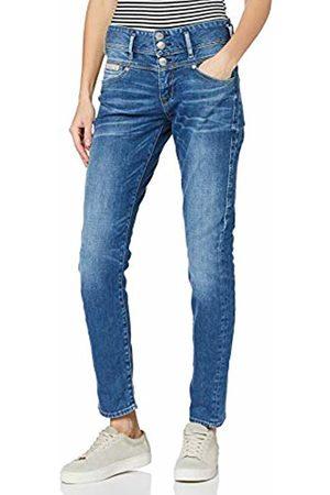 Herrlicher Women's Raya Boy Denim Cashmere Touch Slim Jeans