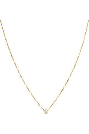SOPHIE BILLE BRAHE Diamante Simple 18kt and diamond necklace
