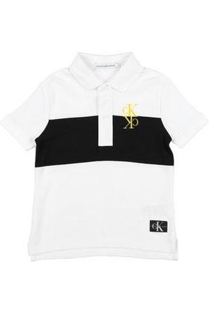 Calvin Klein TOPWEAR - Polo shirts