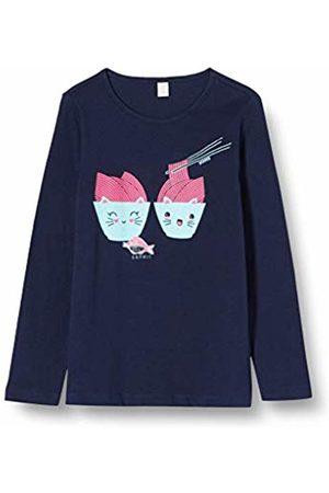 Esprit Kids Girl's Rq1000312 T-Shirt Ls Long Sleeve Top