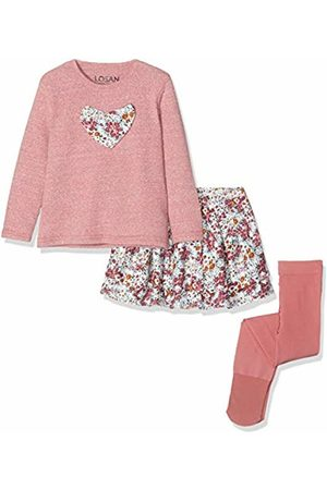 Losan Girl's 926-8013aa Clothing Set