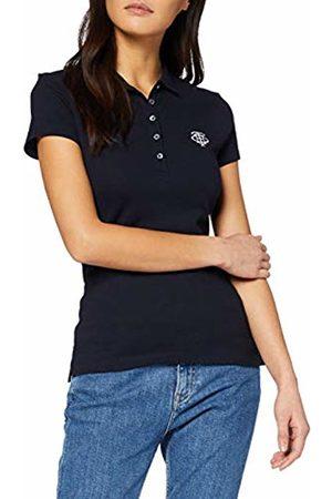 Tommy Hilfiger Women's TH Essential Slim Polo SS Shirt
