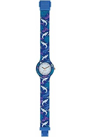 HIP-HOP Ladys' Under The Water Watch Collection Mono-Colour dial 3 Hands Quartz Movement and Silicon Strap HWU0880