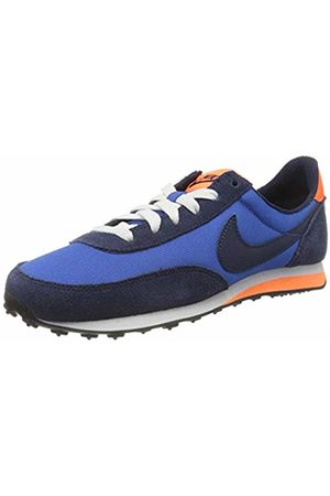 Nike Unisex Kids Elite Gs Low-Top Sneakers, (Navy 418720-408)
