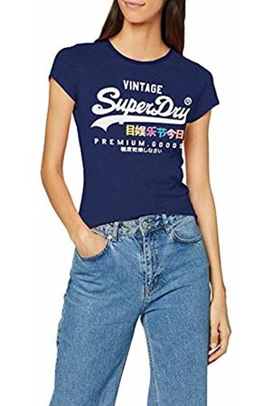 Superdry Women's Premium Goods Puff Entry Tee Kniited Tank Top