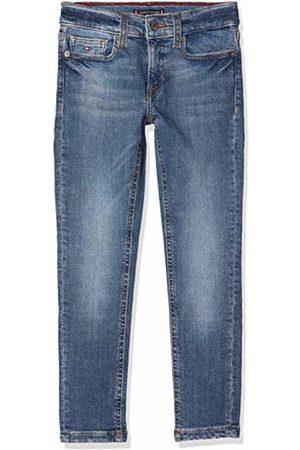 Tommy Hilfiger Boy's Steve Slim Tapered UMGBST Jeans