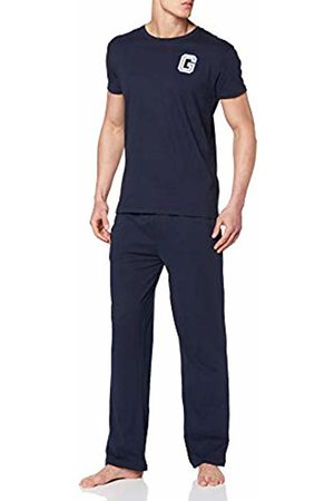 GANT Men's Pj Set Jersey T Gift Box Pyjama