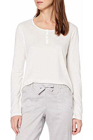 Marc O' Polo Women's Mix Shirt LS Henley Pyjama Top