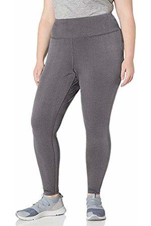 Amazon Plus Size Performance High-rise Full-length Legging Charcoal Heather