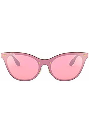 Ray-Ban Women's 3580N Sunglasses, Negro