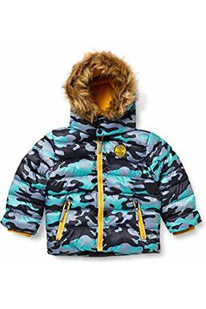 Blue Seven Boy's Jungen Winterjacke Mit Fell-Kapuze Coat