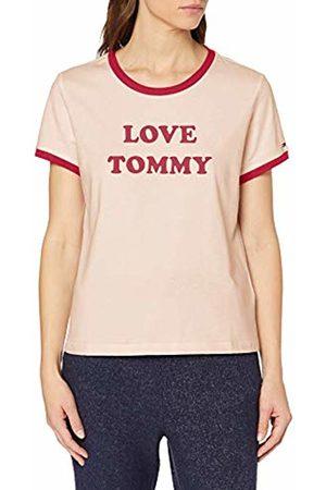 Tommy Hilfiger Women's Ss Tee Slogan Pyjama Top