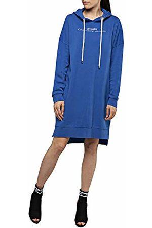 Replay Women's W9480 .000.21842 Dress, Royal 190