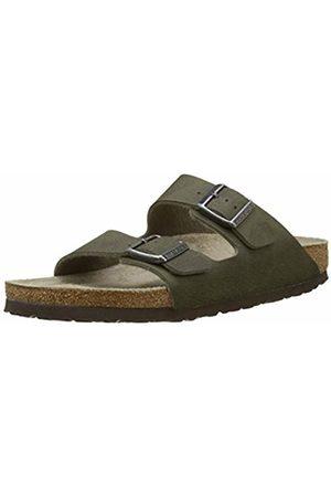 Birkenstock Arizona Sfb, Men's Heels Sandals Open Toe Sandals, (Desert Soil )