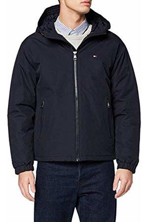 Tommy Hilfiger Men's Hooded Blouson Sports Jacket