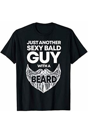 Mens Just Another Sexy Bald Guy Bearded T-Shirt