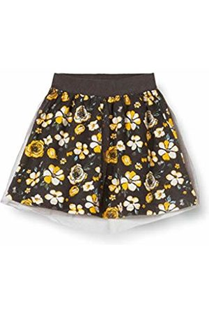 Blue Seven Girl's Mädchen Sweatrock Mit Blümchen-Print Skirt