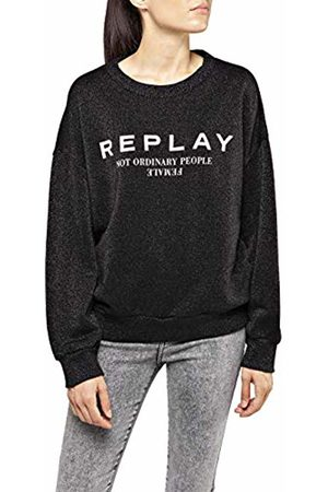 Replay Women's W3114a.000.22672 Sweatshirt