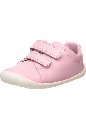 Clarks Girls' Roamer Craft T Low-Top Sneakers, ( Leather Leather)
