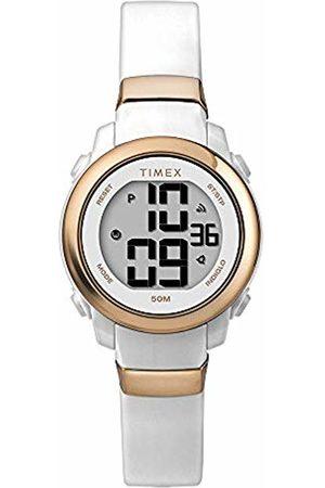 Timex Women's DGTL Women's Mini Digital 28 mm Resin Strap Watch TW5M29400