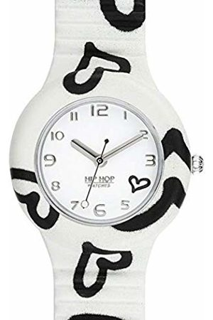 Hip Watches - Women's Romantic Watch HWU0905 - Be Loved Collection - Silicone Strap - 32mm Case - Waterproof