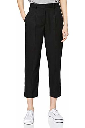 Tommy Hilfiger Women's TH Essential Flannel Pant Trousers