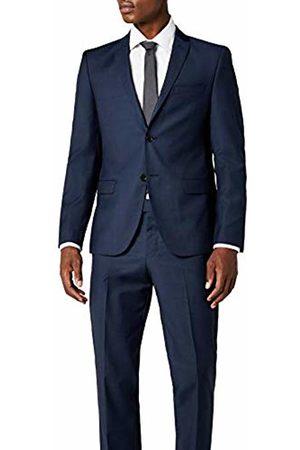 s.Oliver Men's 23710843237 Suit, Navy Pin Point 59M1