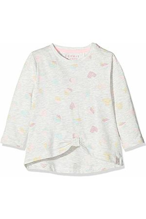 Esprit Baby Girls' Rq1004112 T-Shirt Ls Long Sleeve Top
