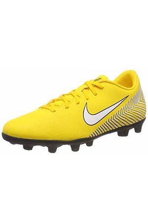 Nike Adults' Vapor 12 Club NJR Fg/mg Futsal Shoes (Amarillo/ / 710) 5.5 UK
