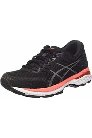 Asics Women's GT-2000 5 Running Shoes, ( /Carbon/Flash Coral)